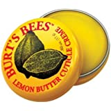 Burt's Bees Lemon Butter Cuticle Cream, 0.30 oz/8.5 g