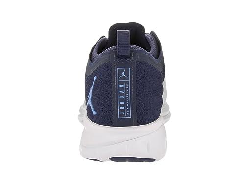buy popular 4c071 4976d Nike Mens Jordan Trainer Prime Midnight Navy University Blue Mesh Trainers  10 US  Amazon.ca  Shoes   Handbags
