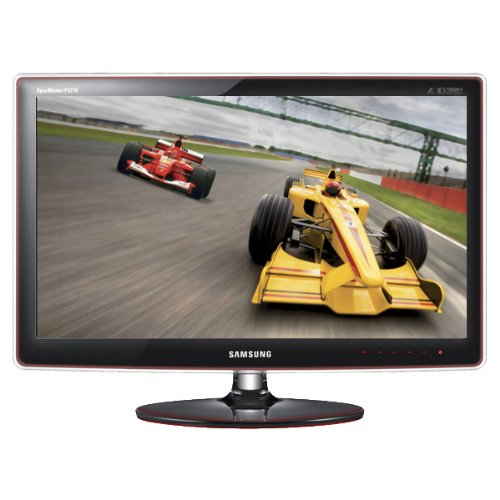 (Samsung P2770FH 27-Inch Full HD LCD Monitor (Rose Black))