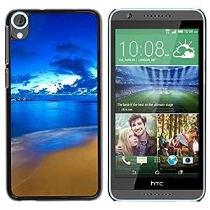 "For HTC Desire 820 , S-type Naturaleza Hermosa Forrest Verde 60"" - Arte & diseño plástico duro Fundas Cover Cubre Hard Case Cover"