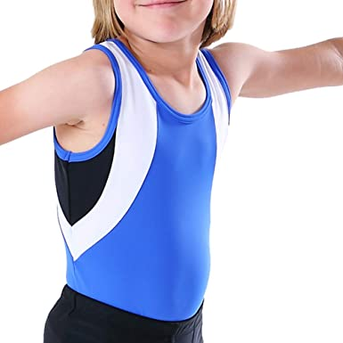 AVENGER boy gymnasticsdance leotard