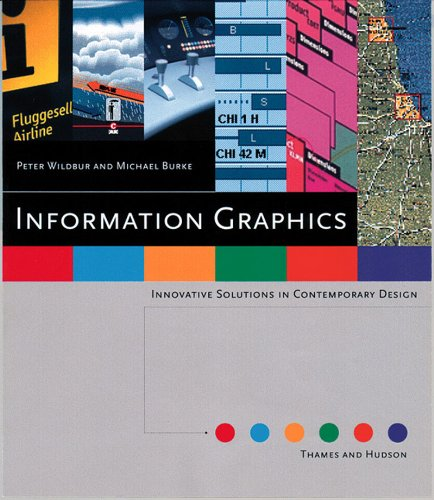 Information Graphics: Innovative Solutions in Contemporary Design by Thames & Hudson