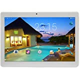 10.1 Inch Android Tablet Android 5.1 1280 x 800 Quad Core 2GB RAM 32GB ROM (Silver)