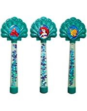 Save on Swimways Girl's Disney Princess Ariel Glitter Dive Wands Toy. Discount applied in price displayed.