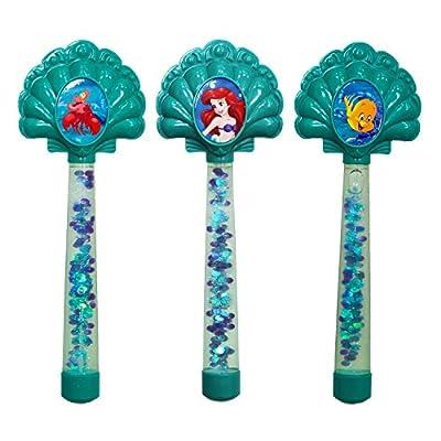 Awe Inspiring Amazon Com Swimways Girls Disney Princess Ariel Glitter Dive Hairstyles For Men Maxibearus