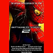 Spider-Man 2 Audiobook by Peter David Narrated by Matt Walton