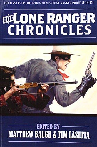 the lone ranger chronicles - 1