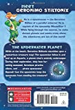 The Underwater Planet (Geronimo Stilton Spacemice #6)