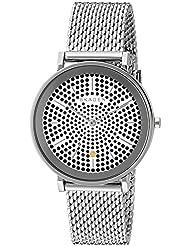 Skagen Womens SKW2446 Hald Stainless Steel Mesh Watch