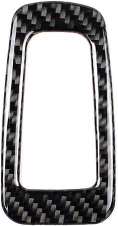Demarkt Carbon Abs Innen Zubehör Elektronischer Handbremse Aufkleber Feststellbremse Verkleidung Für C Klasse W205 2015 2018 Glc X253 2016 2018 Auto