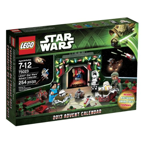 LEGO Star Wars 75023 Advent Calendar (Discontinued by manufacturer) (Lego Advent Calendar Star Wars)