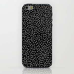 LZX Little Black Pattern hard Case for iPhone 6