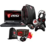 MSI GT83 TITAN-014 Enthusiast (i7-8850H, 64GB RAM, 4TB NVMe SSD + 1TB HDD, NVIDIA GTX 1080 SLI 16GB, 18.4 Full HD, Windows 10) VR Ready Gaming Notebook