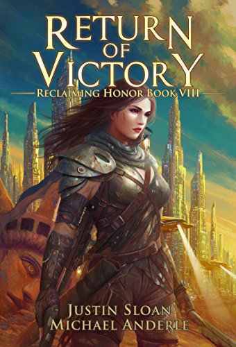 Return of Victory: A Kurtherian Gambit Series (Reclaiming Honor Book 8) cover