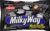 Milky Way Minis Midnight, 10.5 OZ (Pack of 2)