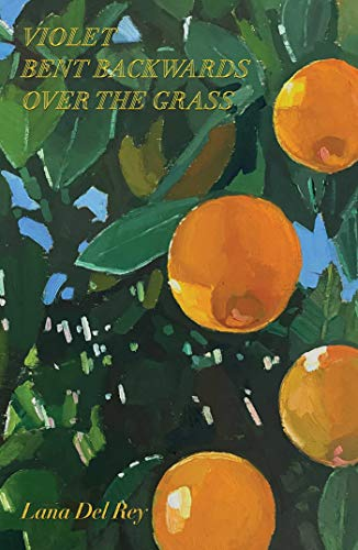 Book Cover: Violet Bent Backwards Over the Grass