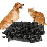 Cheap DogLemi 4432CM Pet toy for Pet Snuffle Mat Dog Smell Training Mat Stress Release Nosework Blanket (Grey)