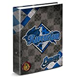 MOVIES Harry Potter Quidditch Ravenclaw A4 ring binder