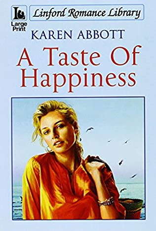 book cover of A Taste of Happiness