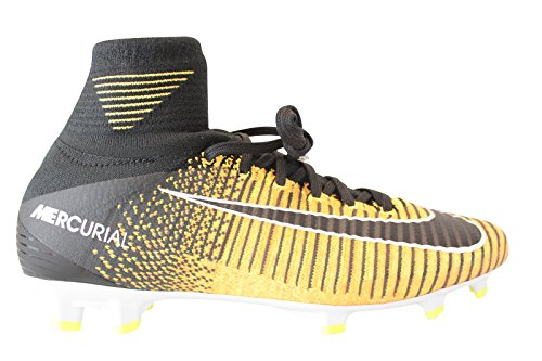 Nike Mercurial Superfly V DF FG Junior 921526 801-921526801 - Size: 6.0 by NIKE