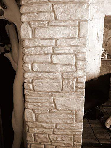 Polyurethane Mat Stamp GRANITE CHIPPED   Texturing Skin Slate Pattern Stone Decorative Concrete Cement Imprint Polyurethane Texture Stamp Mat Polyurethane Stamping by FORMDEKOR-UA (Image #2)