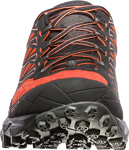 tangerine La Black Scarpe Akyra Uomo Running Da Multicolore Sportiva 000 Trail 88qxwrFz