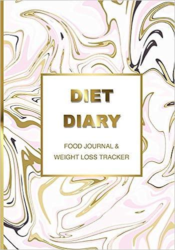 amazon diet diary food journal weight loss tracker nicola