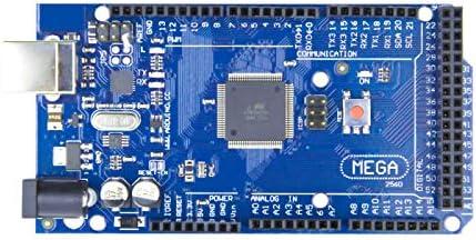 tresd Mega Compatible con arduino: Amazon.com.mx: Electrónicos