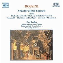 Rossini: Arias for Mezzo-Soprano