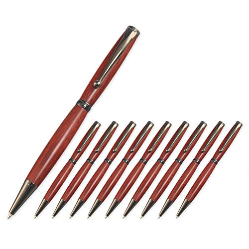 Legacy Woodturning, Fancy Pen Kit, Many Finishes, Multi-Packs