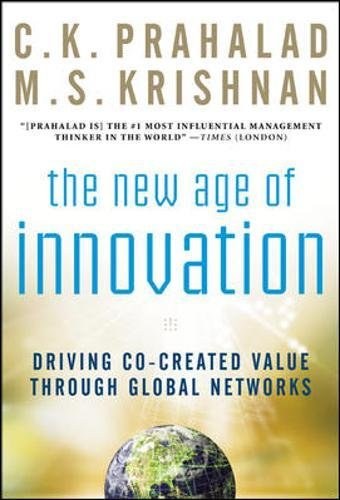 The New Age of Innovation: Driving Cocreated Value...