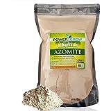 AZOMITE - 5 Pound Bulk Bag of Certified Organic Trace Mineral Fertilizer by PowerGrow