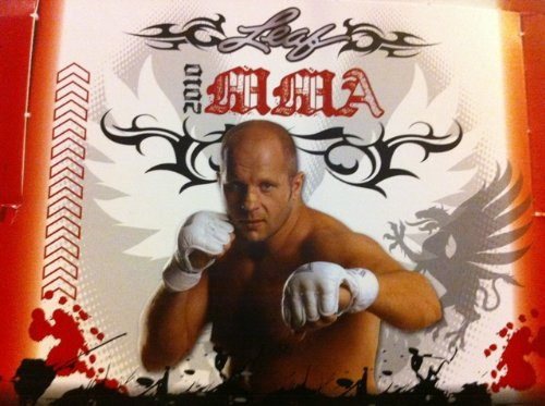 Leaf 2010 Mixed Martial Arts Trading Card Set (100 Cards) Razor MMA