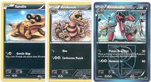 Krokorok (Pokémon) - Bulbapedia, the community-driven ...