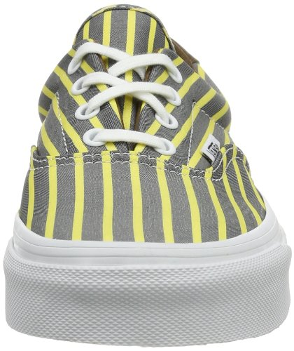 Vans U Era 59 (Stripes) Yello, Unisex Adults' Trainers Yellow - Gelb ((Stripes) Yello)