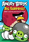 Angry Birds Giant Coloring and Activity Book-Big Surprise!