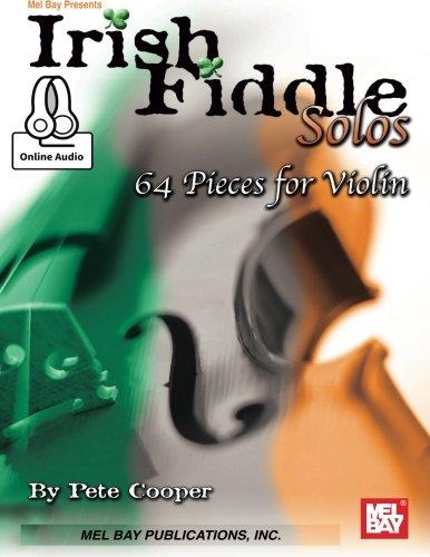 Irish Fiddle Solos (Cooper Pete)