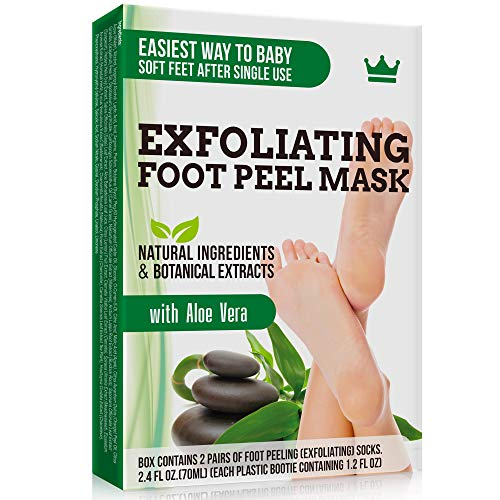 Exfoliating Foot Peel Mask Calluses product image