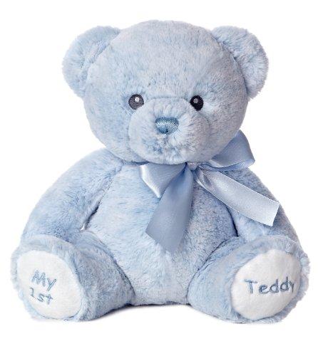 teddy bear blue - 7