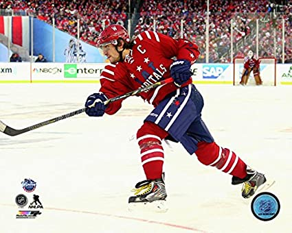 751e90ba6 Amazon.com  Alex Ovechkin Washington Capitals 2015 NHL Winter ...