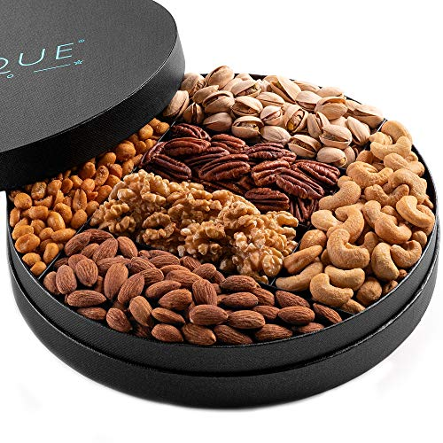 Gourmet Nut Gift Tray - 10