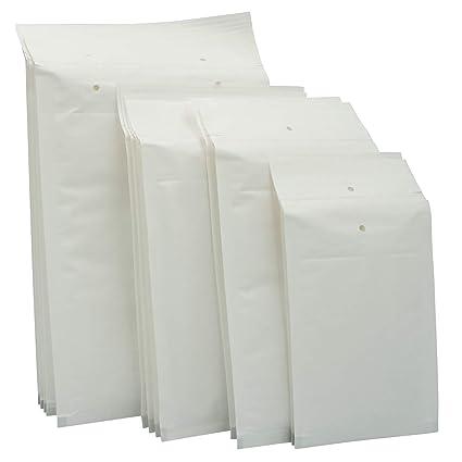 - Luftpolstertaschen//Versandtaschen 50 St/ück Luftpolsterumschl/äge in braun elb-verpackungen 120 x 175 1//A -