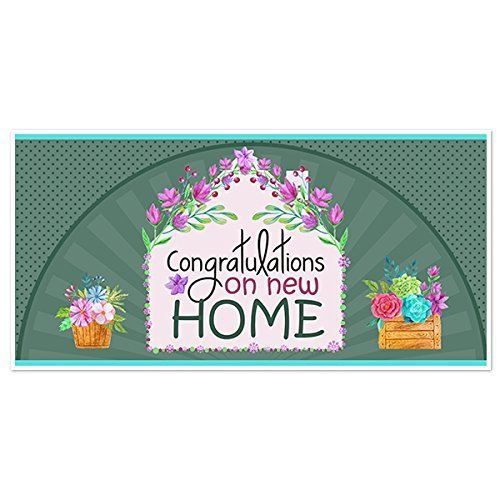 Housewarming New Home Congratulations