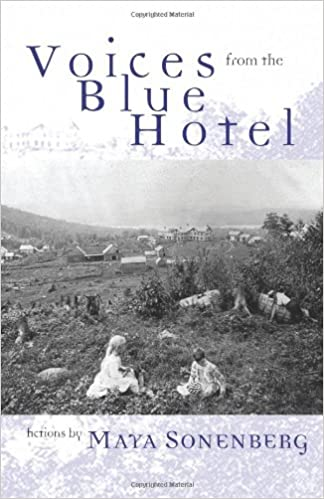 the blue hotel summary