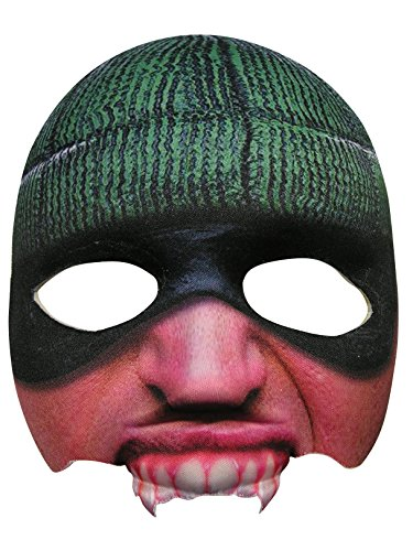 Scary Orininal Face Mask Costumes - Forum Novelties Creepy Burglar