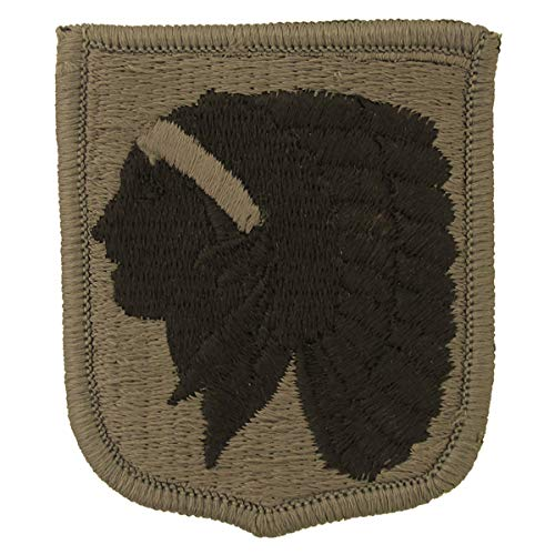 Oklahoma National Guard OCP Patch