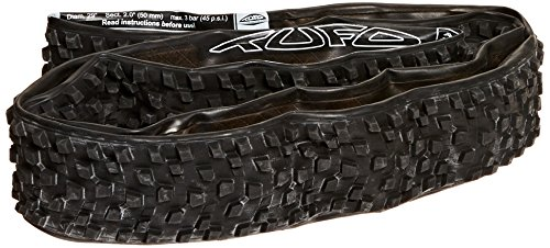 Tufo XC5 Tubular Mountain Bike Tire with Tape, Black, 29 (Tubular Mountain Bike Tire)