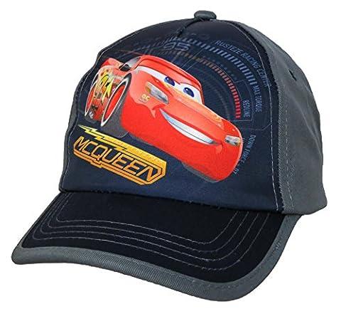 Disney Cars Little Boys Toddler Lightning McQueen Baseball Hat