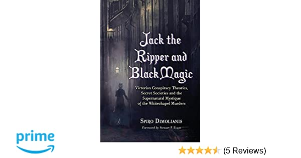 Amazon com: Jack the Ripper and Black Magic: Victorian