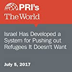 Israel Has Developed a System for Pushing Out Refugees It Doesn't Want |  The World Staff